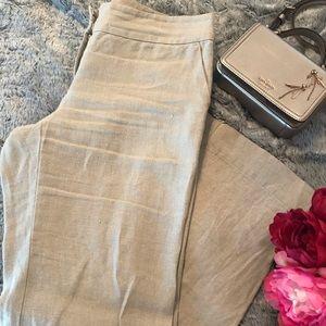 Ann Taylor Linen Pants